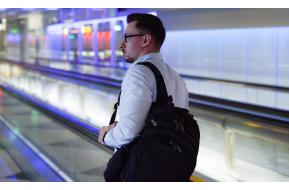 Flight Laptop Backpack