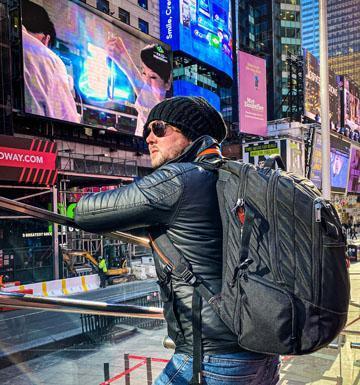 EVERKI Business 120 Laptop Backpack