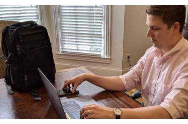 Ein Tech-Profi, der mehr als 100 Tage pro Jahr vor Ort arbeitet