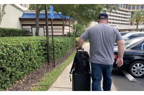EVERKI Business 121 Travel Friendly Laptop Backpack