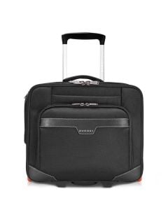 Journey 16 Inch Laptop Rolling Briefcase Trolley Everki
