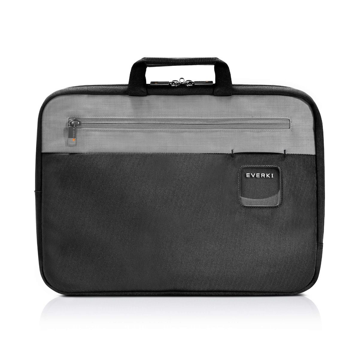 EVERKI ContemPRO 15 Inch Black Laptop Sleeve