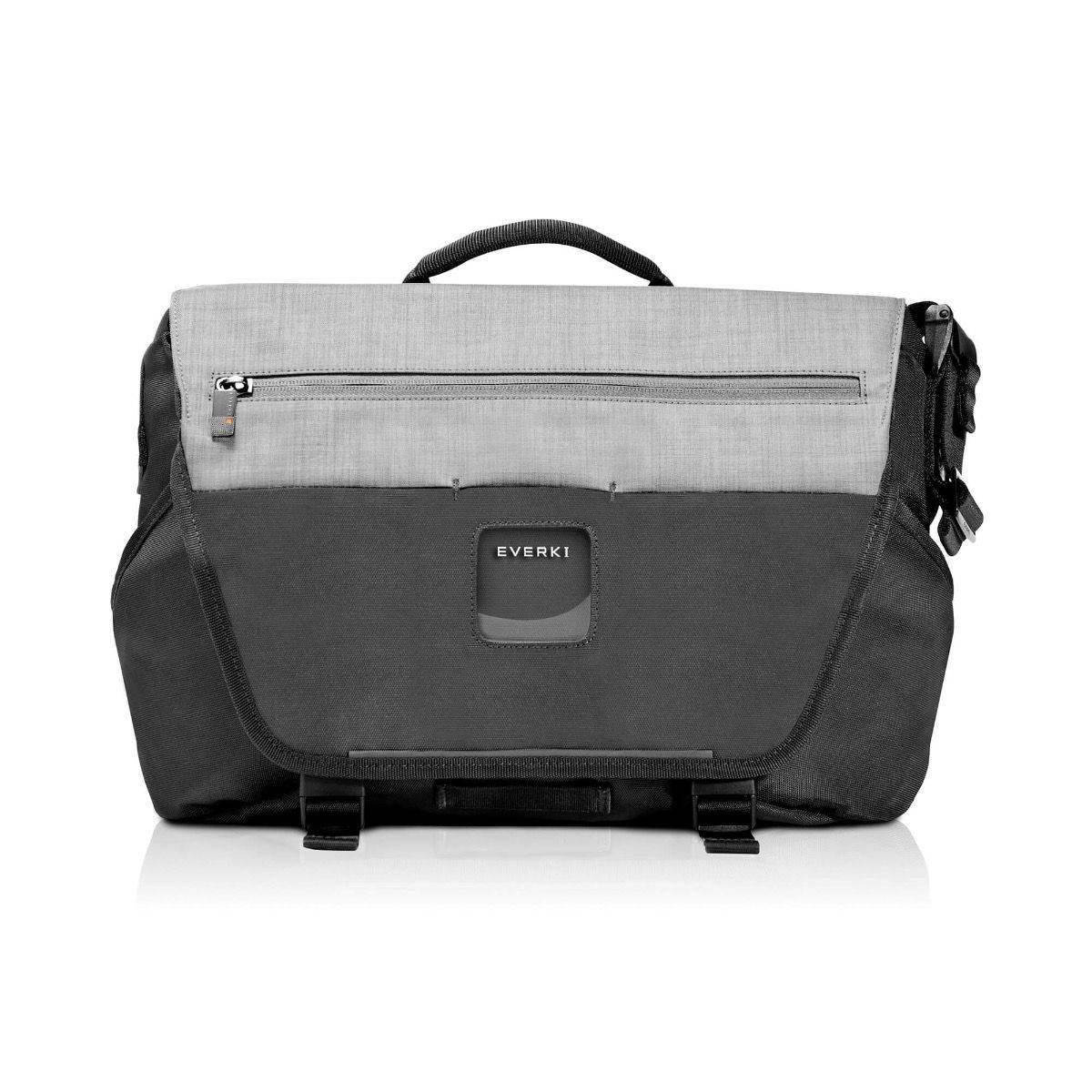 EVERKI ContemPRO 14 Inch Black Laptop Bike Messenger