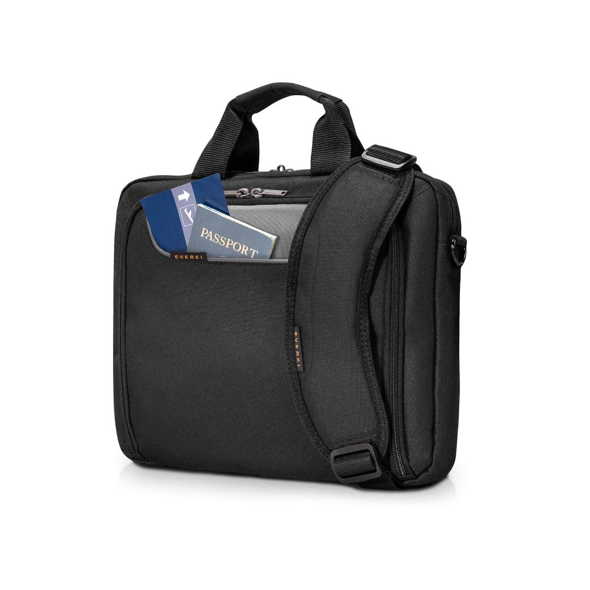 Advance Laptop Bag Briefcase Up To 14 1 Inch Everki