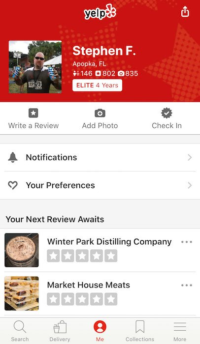 Business Tips Yelp