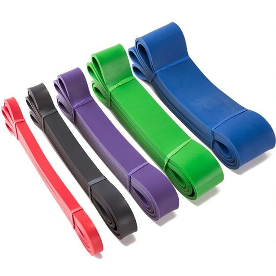 Business travel resistance bands
