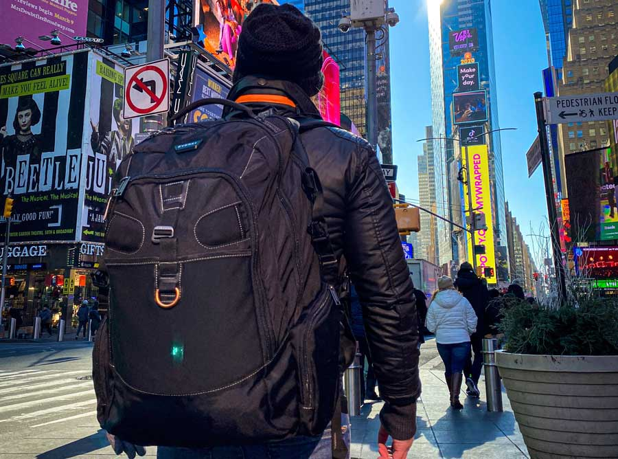 EVERKI Business 120 Laptop Backpack