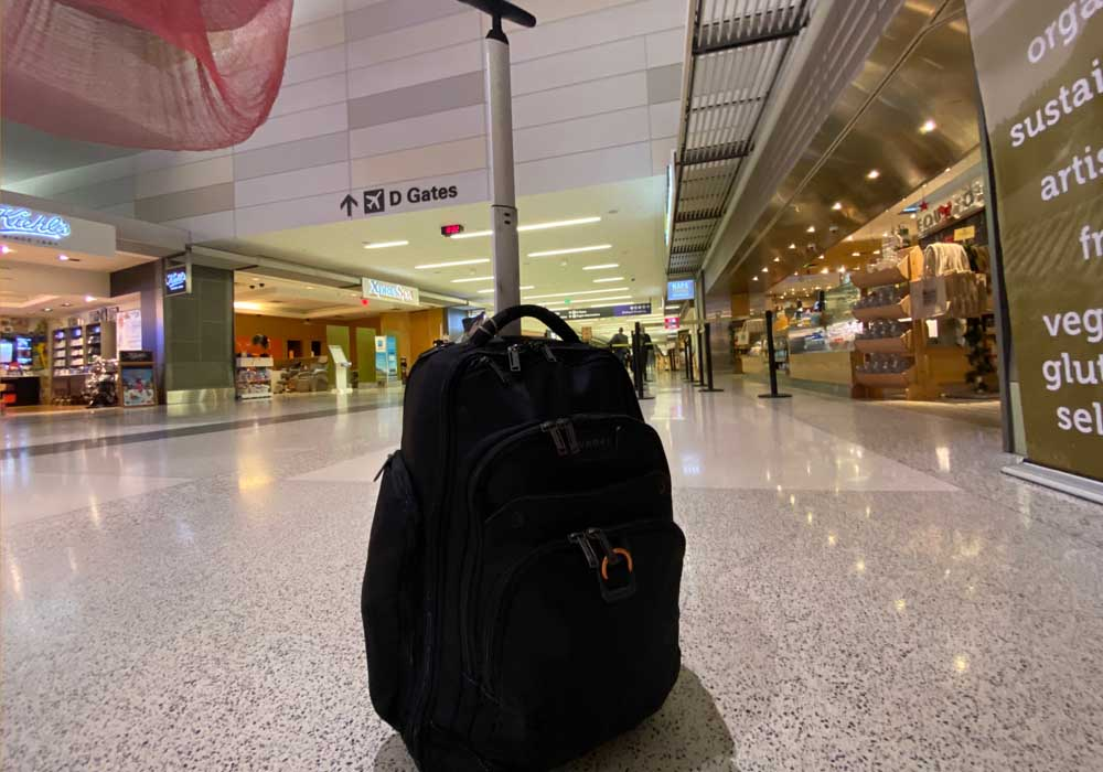EVERKI Wheeled 122 Laptop Backpack