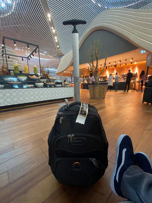 Wheeled 122 Backpack