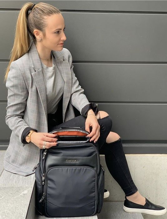 Suite Laptop Backpack