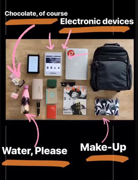 EVERKI Executive 128 Laptop Backpack Packing