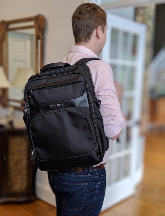 EVERKI Executive 132 Laptop Backpack