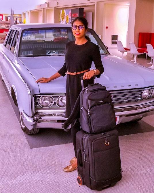 Suite Laptop Backpack & Titan Trolley